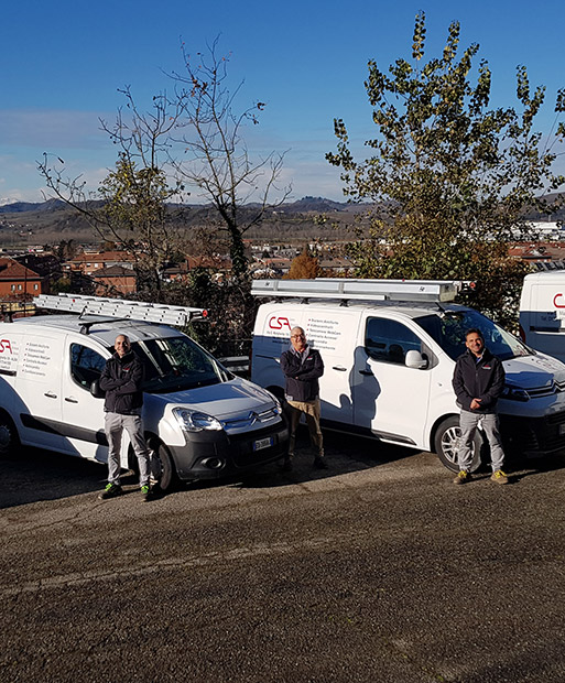 C.S.A Centro Sicurezza Albese (Alba, Cuneo - Piemonte) - sistemi di sicurezza