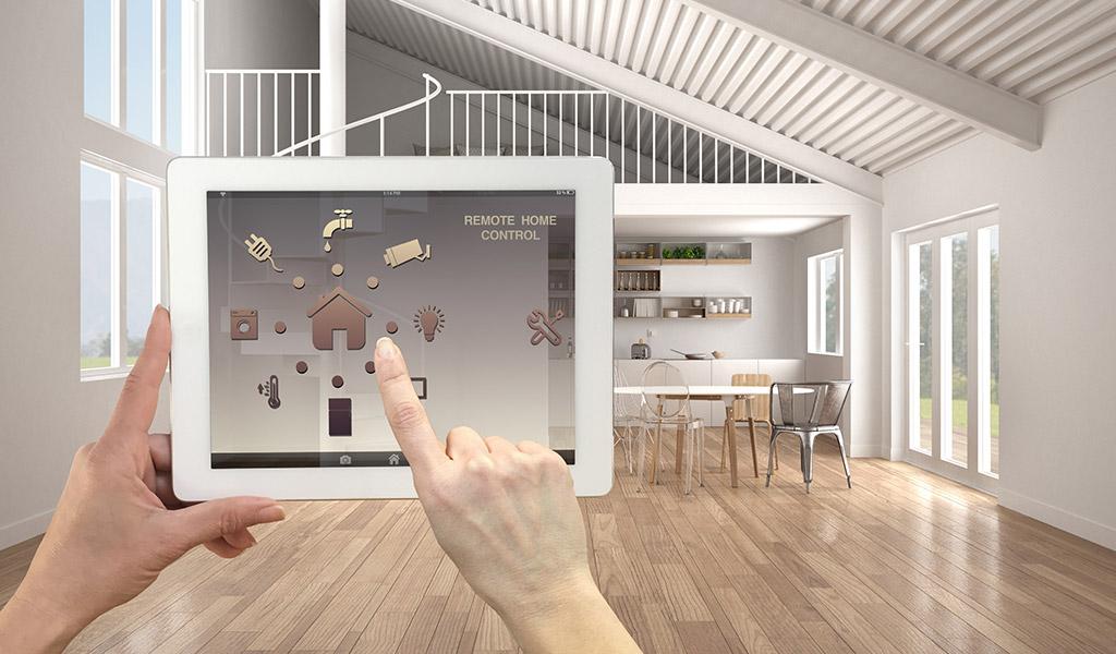 sistemi di domotica per la casa smart